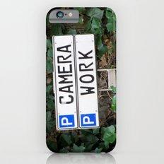 Camera work iPhone 6 Slim Case