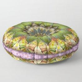 Leaves of Glass Floor Pillow