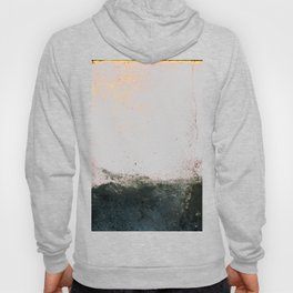 abstract smoke wall painting Hoody