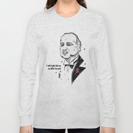 Heroes - The Diplomat Long Sleeve T-shirt