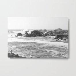 Carmel Coast Metal Print