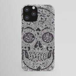 Mosaic Skull iPhone Case