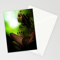 In the Secret of Your Glance Stationery Cards