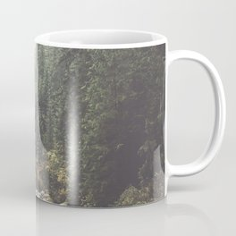 Mountain creek - Landscape and Nature Photography Coffee Mug