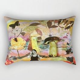 Surreal Summer Dreaming Rectangular Pillow