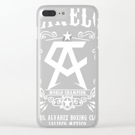 Canelo Clear iPhone Case