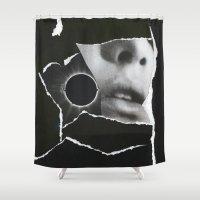 broken Shower Curtains featuring Broken by anitaa