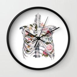 Botanatomical: Botanatomy II Wall Clock