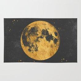 Gold Moon Rug