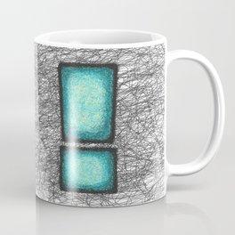 exclamation Coffee Mug