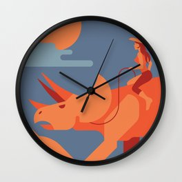 my favorite ride Wall Clock