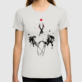 transcenDance // (crane) T-shirt