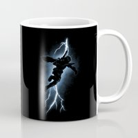 returns Mugs featuring The Bounty Hunter Returns by adho1982