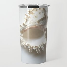 Conch Still Life Travel Mug