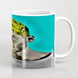 Zayn Malik Pop Art Coffee Mug
