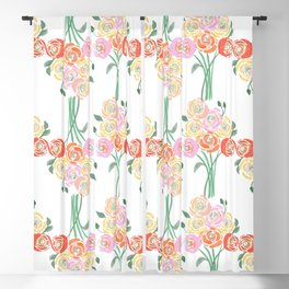 Spring is everywhere Blackout Curtain