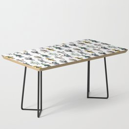 Halloween cute characters illustration Coffee Table