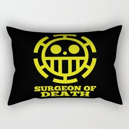 Surgeon Of Death Rectangular Pillow