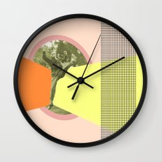 JUMPING AROUND Wall Clock