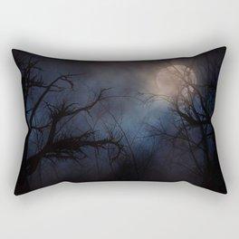 Haunted Forest Rectangular Pillow