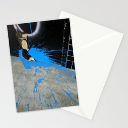 Ninja Blast Stationery Cards