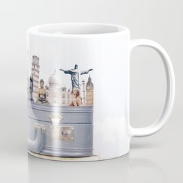 Travel Luggage Coffee Mug