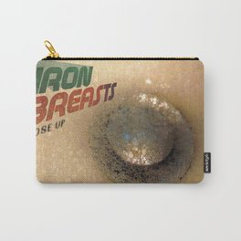 Iron Breasts Carry-All Pouch