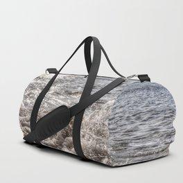 Breaking Waves Duffle Bag