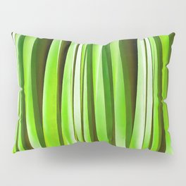Tropical Green Riverweed Pillow Sham