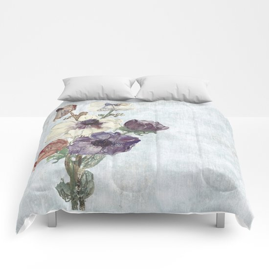 Revision of Anemones Comforters