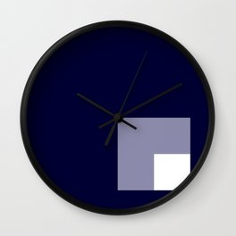 Void 1 Wall Clock