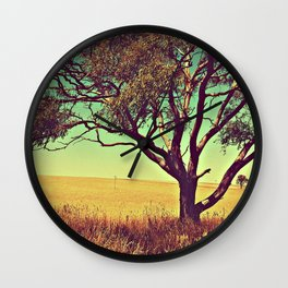 Forsaken Wall Clock