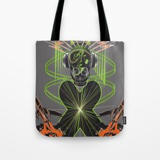 Sound Asylum Tote Bag