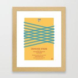 Demdike Stare Framed Art Print