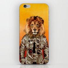 Go flight iPhone & iPod Skin