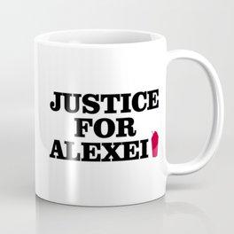 Justice For Alexei Coffee Mug