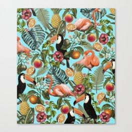 The Tropics || #society6artprint #society6 Canvas Print
