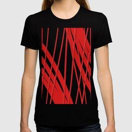 Thunderbird Orange Strings T-shirt