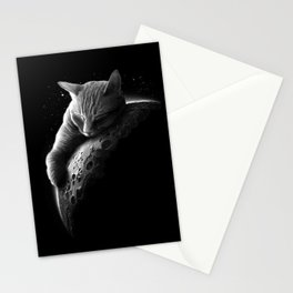 MOONCAT Stationery Cards