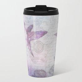 Blue Birds Travel Mug