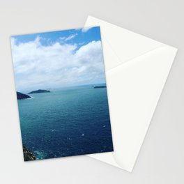 Ocean Blue Stationery Cards