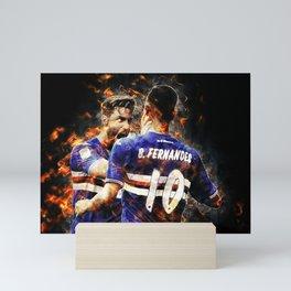 Jacopo Sala & Bruno Fernandes Copy Mini Art Print