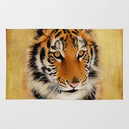 The Tiger Stare Rug