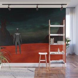 Alien World Wall Mural