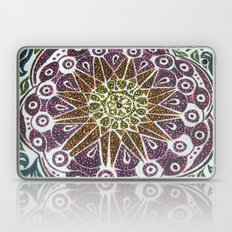 Passion Flower Laptop & iPad Skin