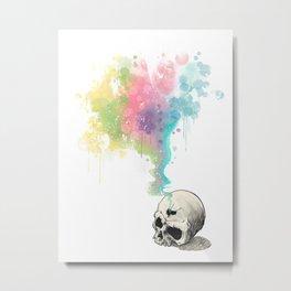 Immortal fate (Watercolor series 4/5) Metal Print