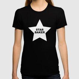 Star Baker Gift Chefs Baking Lovers T-shirt