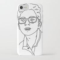 allyson johnson iPhone & iPod Cases featuring Alex Johnson by Alex Johnson