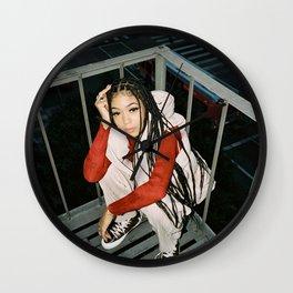 COI LERAY X PREME MAGAZINE Wall Clock