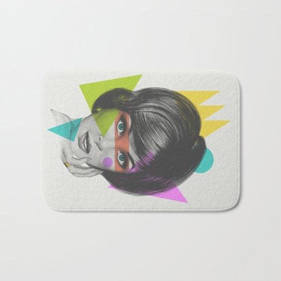 Makeup Bath Mat